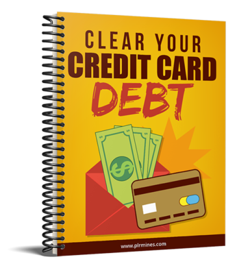 Clear Your Credit Card Debt